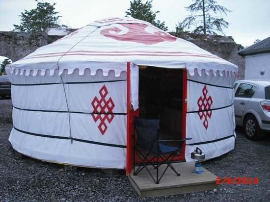 Galway Glamping: Exactly as described on their web site.