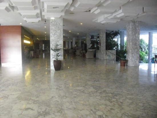 Hotel Best Tenerife: la reception