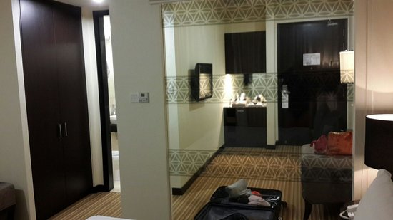 Hatten Hotel Melaka: All suite room very comfy and large