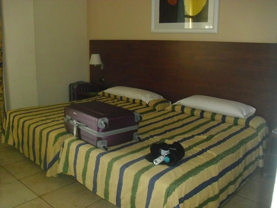 Hotel Best Tenerife: une chambre