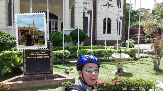 Hatten Hotel Melaka: Free bike provided by the hotel is so good to explore melaka, believe me