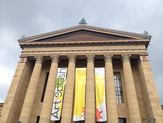 Philadelphia Museum of Art: Museum facade