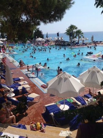 Liberty Hotels Lykia : 'Main' pool (if you have kids)