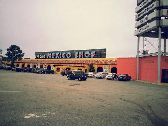 South of the Border: Mexico shop