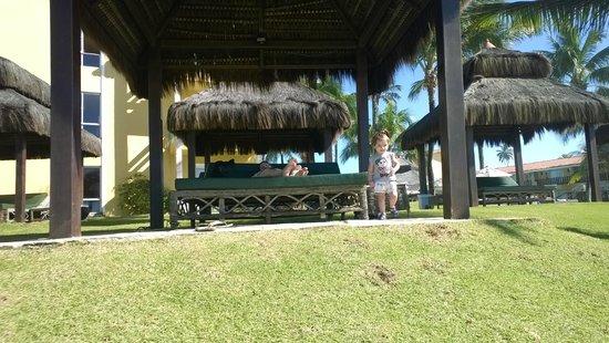 Hotel Solar Porto de Galinhas: locais
