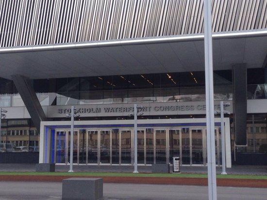 Radisson Blu Waterfront Hotel: Conference Center, Entrance