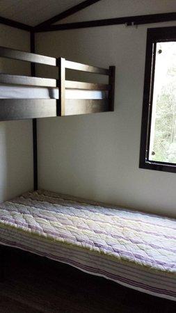 Résidence Le Galoubet : chambre lits superposés