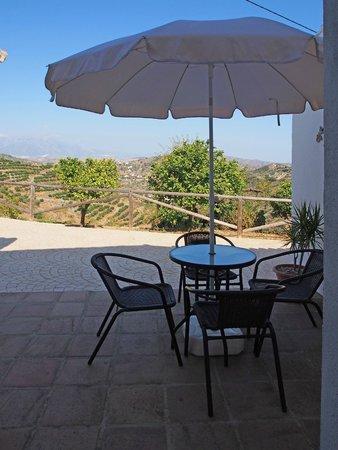 Casa Colina: Orange suite terrace