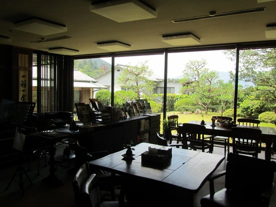 Mikuniya Ryokan : dining room