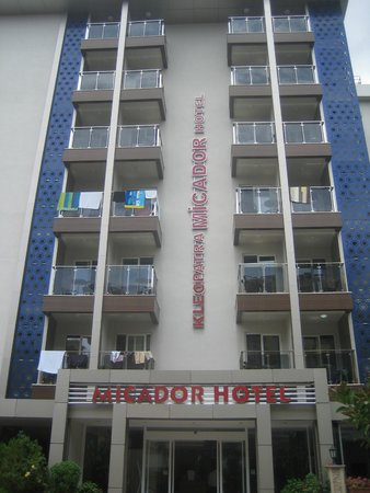 Kleopatra Micador Hotel: Hotel