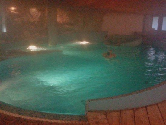 Giubileo Hotel: piscina