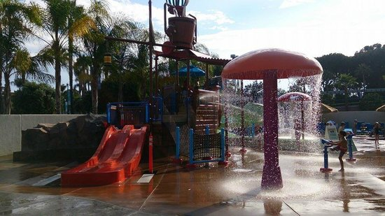 Howard Johnson Anaheim Hotel and Water Playground : Zona acuática para niños