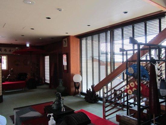 Mikuniya Ryokan : entrata