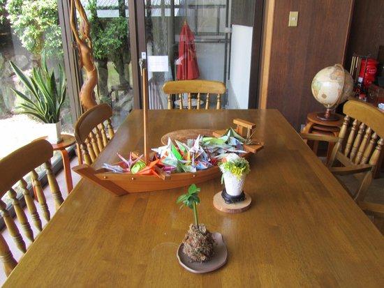 Mikuniya Ryokan : sala comune