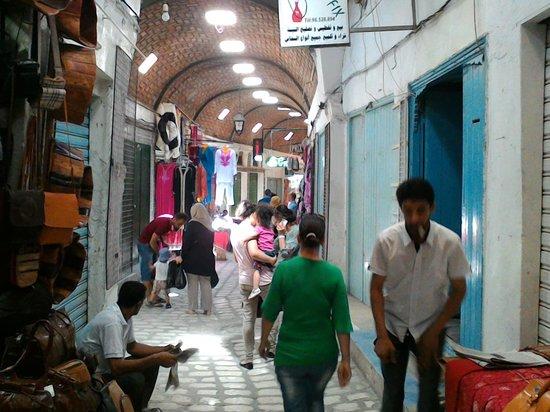 Medina of Sousse: スーク