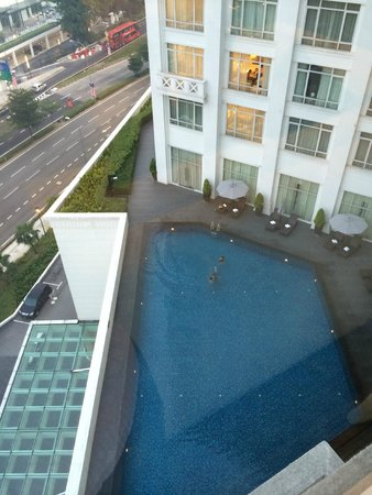 The Majestic Hotel Kuala Lumpur: View from Room