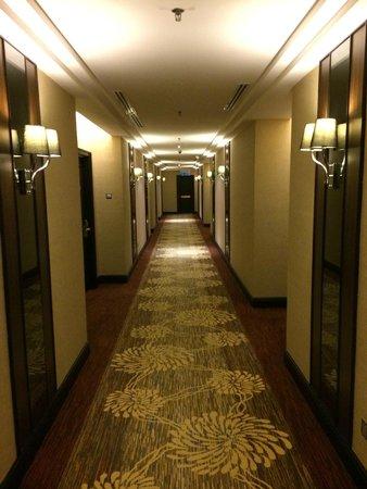 The Majestic Hotel Kuala Lumpur: Hallway