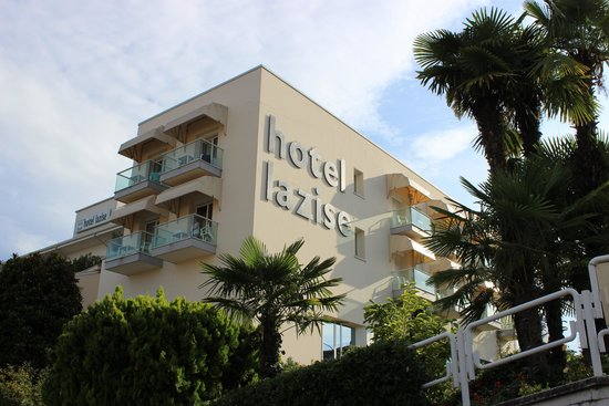 Hotel Lazise: Hotellet