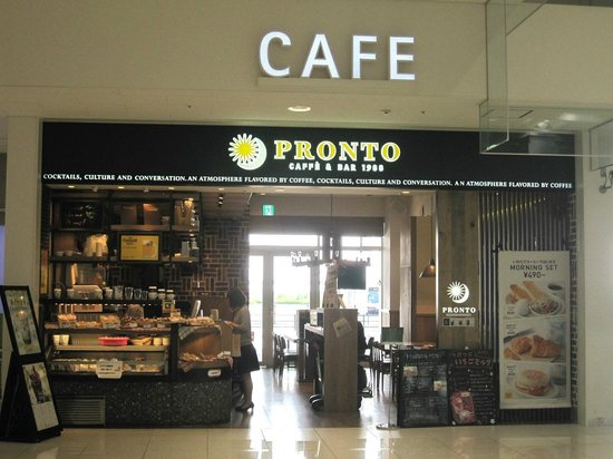 Pronto, Kansai International Airport LCC Terminal