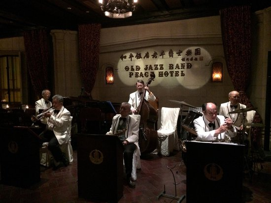 Jazz Club at the Peace Hotel: Old Man Jazz Band