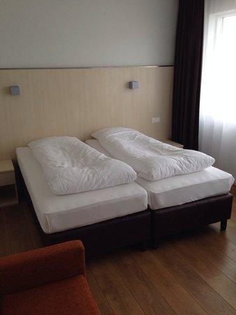 Hotel Klettur: Das Zimmer