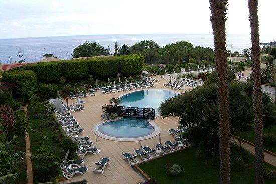 Suite Hotel Eden Mar : Blick vom Balkon