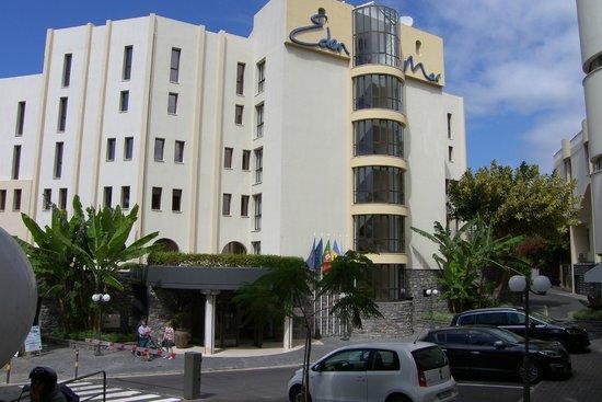 Suite Hotel Eden Mar: Hotelansicht Eingang