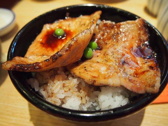 Butadon no Butahage, Obihiro Honten: Tasty pork chop!