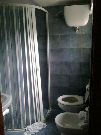 Turim Hotel: il bagno