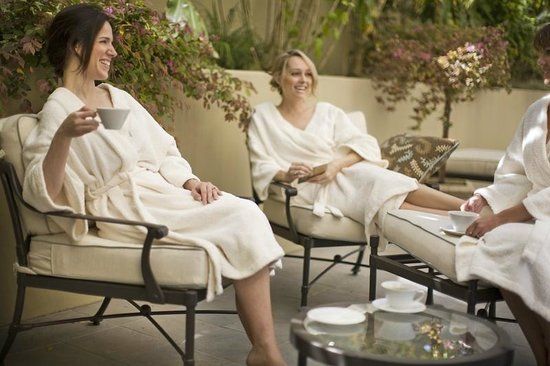 The Spa at Dolphin Bay: Enjoy a relaxing ladies getaway