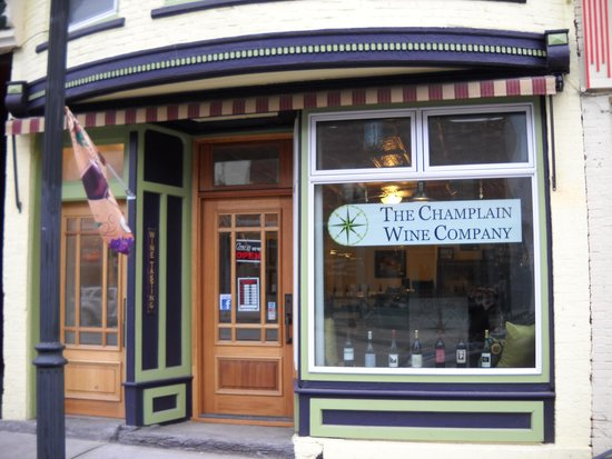 ‪The Champlain Wine Company‬