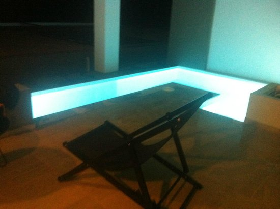 SENTIDO Elounda Blu: Private pool in room