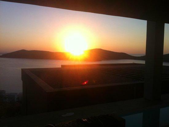 SENTIDO Elounda Blu: sunrise