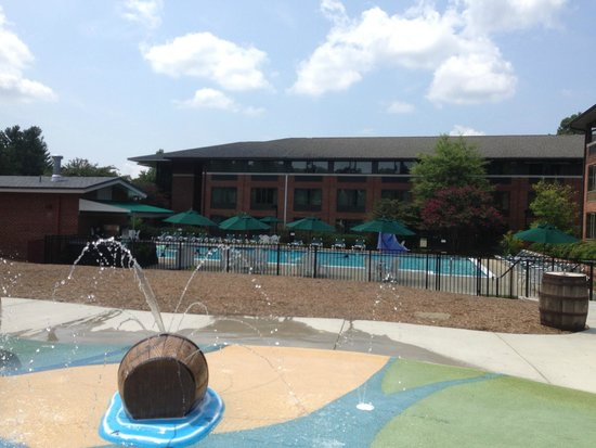 Woodlands Hotel & Suites - Colonial Williamsburg: Woodlands Pool