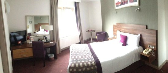 Jurys Inn Dublin Christchurch: Recently Updated & Modern Double Room
