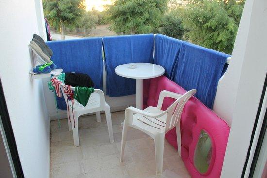 "Louis Creta Princess Beach Hotel: ""seitl. Meerblick"""