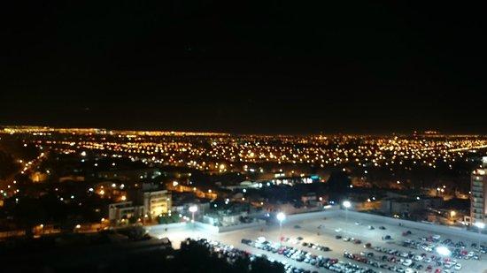 InterContinental Mendoza: vista desde el piso 15