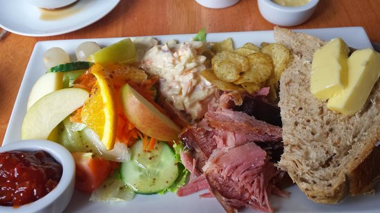 Jelly Roll Cafe: Ploughman's