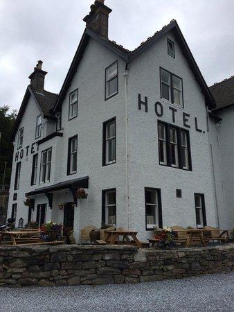Craigellachie Hotel: Hotel exterior