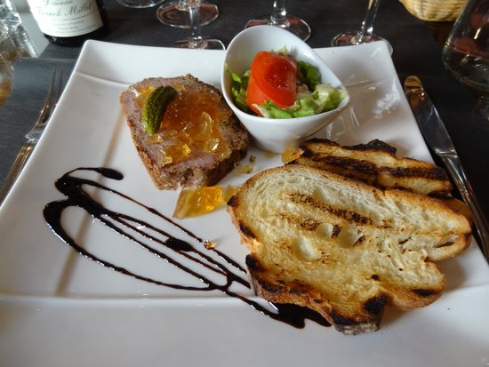 Terrine maison photo de la table saint jean provins tripadvisor - La table saint jean provins ...