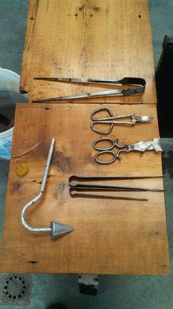 David Jacobson Glass : Glass blowing tools