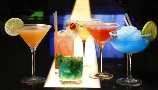 Unik Hotel Margarita: LOB Bar drinks