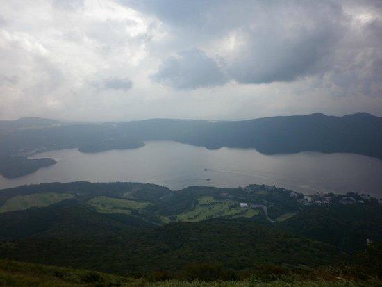 Mt. Myojingatake : Lago Ashi