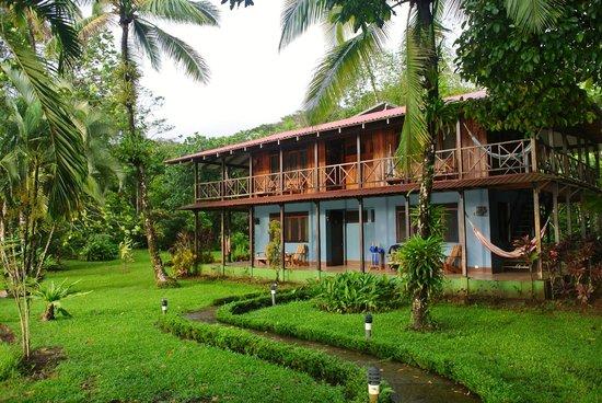 Tortuga Lodge & Gardens: Ensemble de 4 chambres