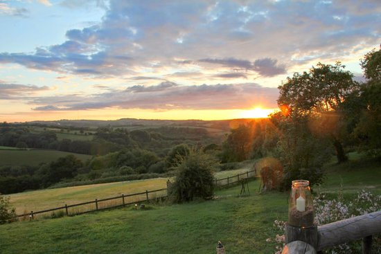 Country Ways Holiday Cottages: The View