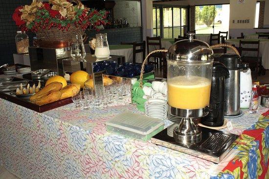 Penapolis, SP: Café da Manhã