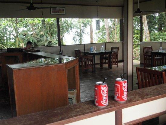 The Last Frontier Boutique Resort: verandah