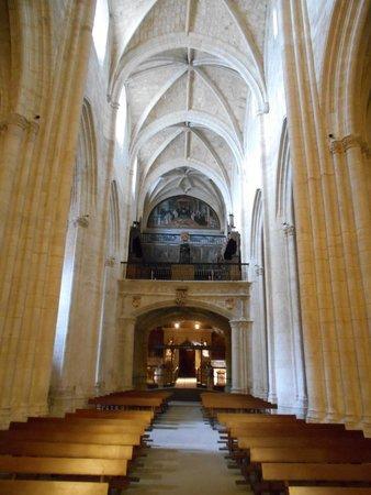 Monasterio de Santa Maria La Real : Iglesia