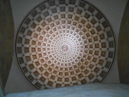 Monasterio de Santa Maria La Real : Techo