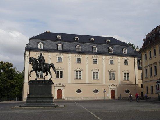 Herzogin Anna Amalia Bibliothek a Weimar